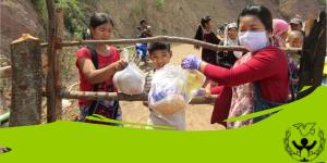 MYANMAR: GLI AIUTI AI TEMPI DEL LOCKDOWN