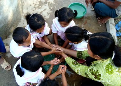 ECCE – EARLY CHILDHOOD CARE AND EDUCATION